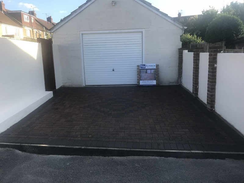 Patios, Landscaping and Block Paving in Kent